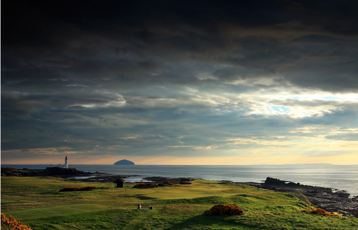 Turnberry golf Scotland