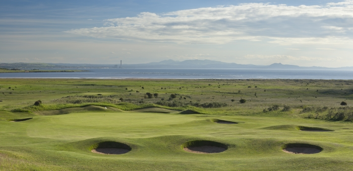Gullane Scotland Golf Vacation