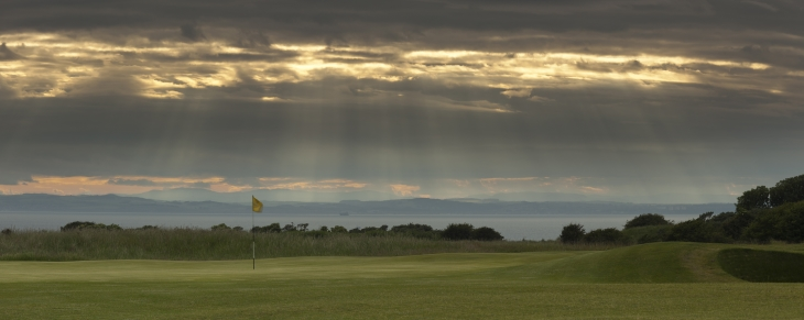 Gullane Scotland Golf Tour