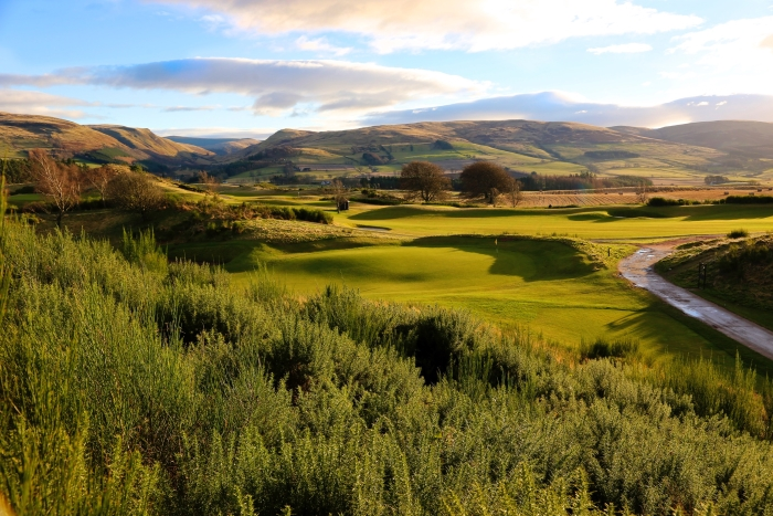 Gleneagles golf holidays