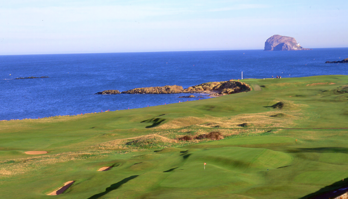 North berwick Scotland golf