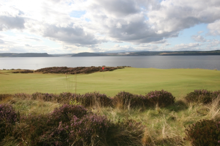 Scottish Golf Vacation - Castle Stuart - Scotia Golfing
