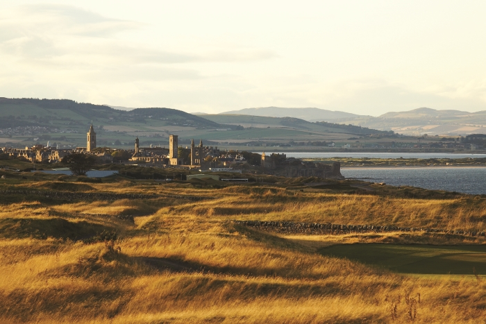 St Andrews Scotland Golf - Old Course