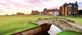 2017 Old Course Package