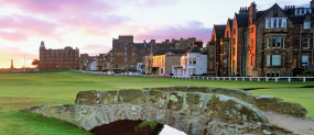 2018 Guaranteed Old Course Package