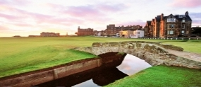 2020 Guaranteed Old Course Package