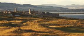 St Andrews Unlimited Golf 2 Night Break