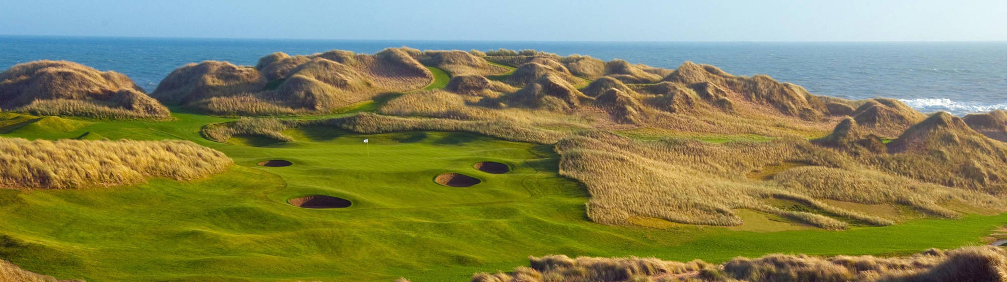 Trump International Golf Links, Scotland, 13th