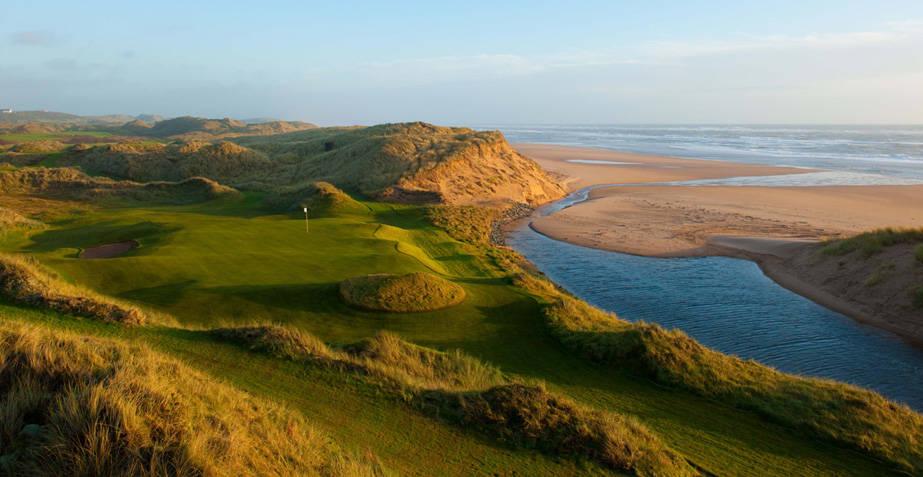 PrimaryTrump International Golf Links, Scotland, 3rd Bottom Slider