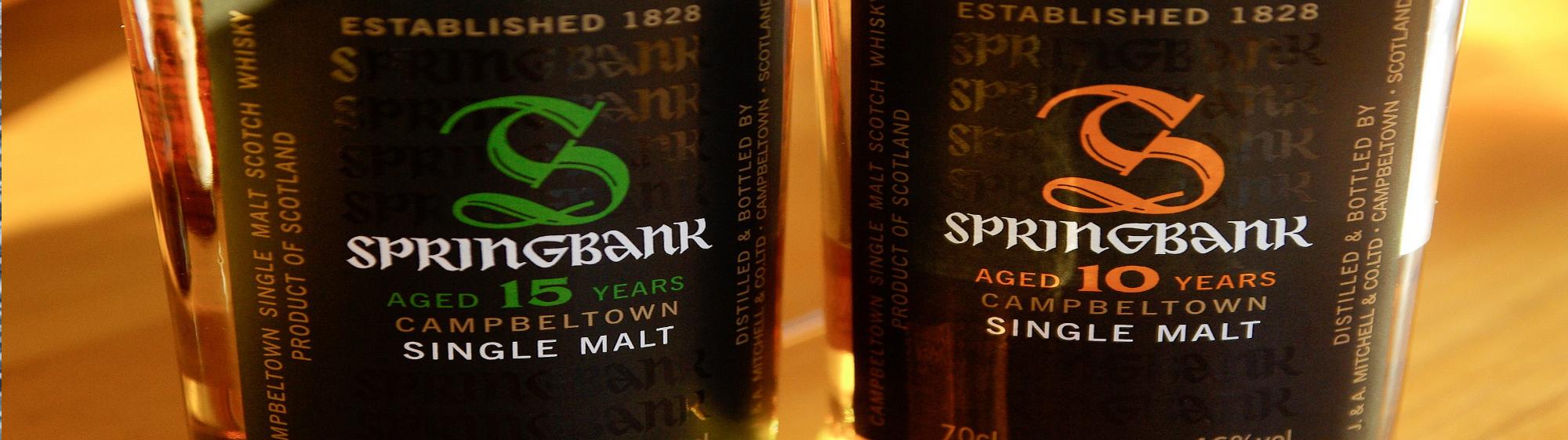 Whisky tasting Scotland