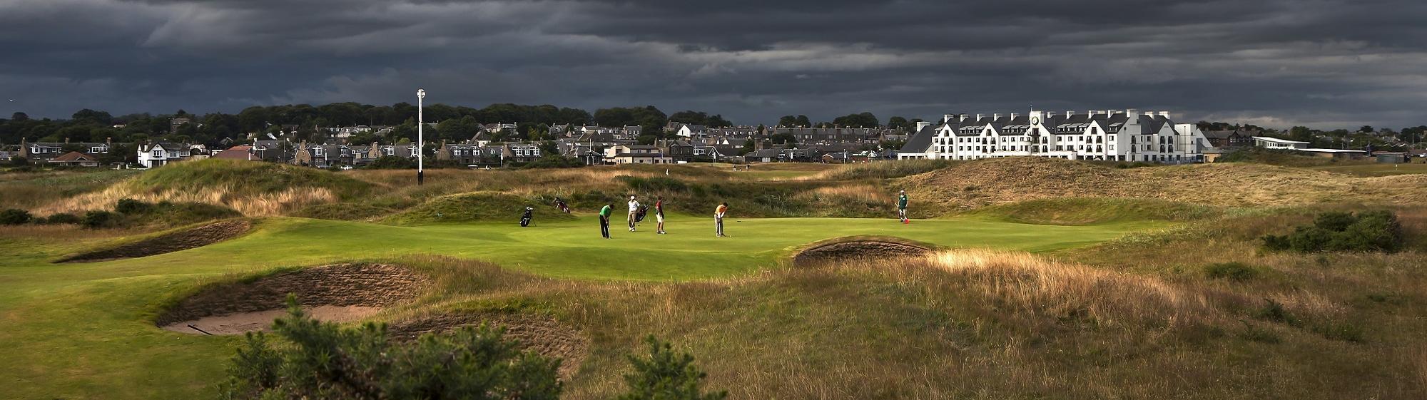 Golf and Whisky tour Scotland