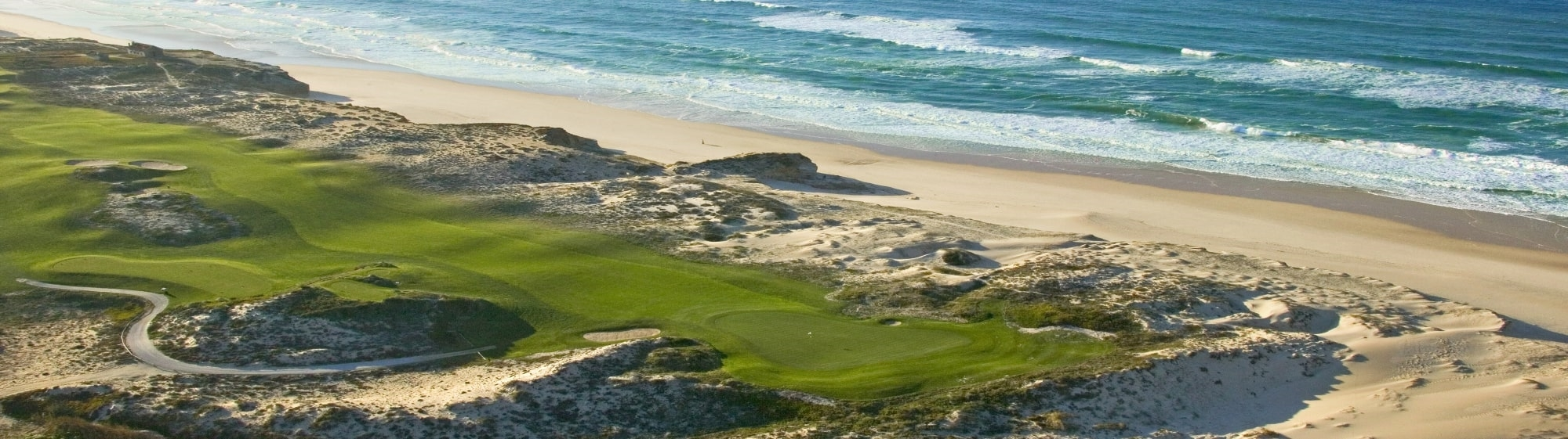 Winter golf portugal