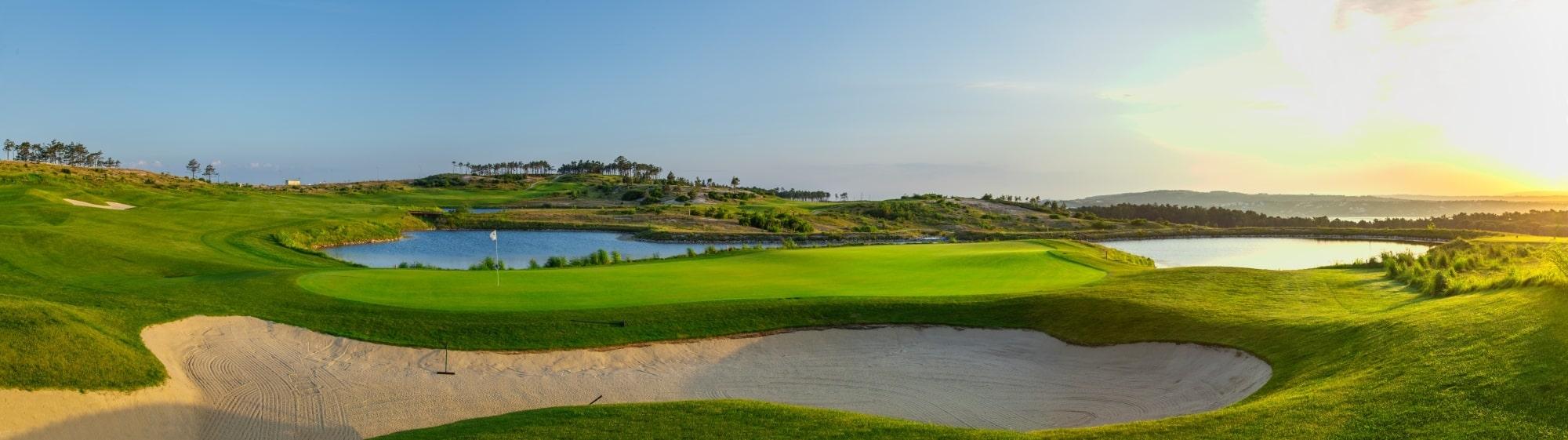 Praia del rey golf package