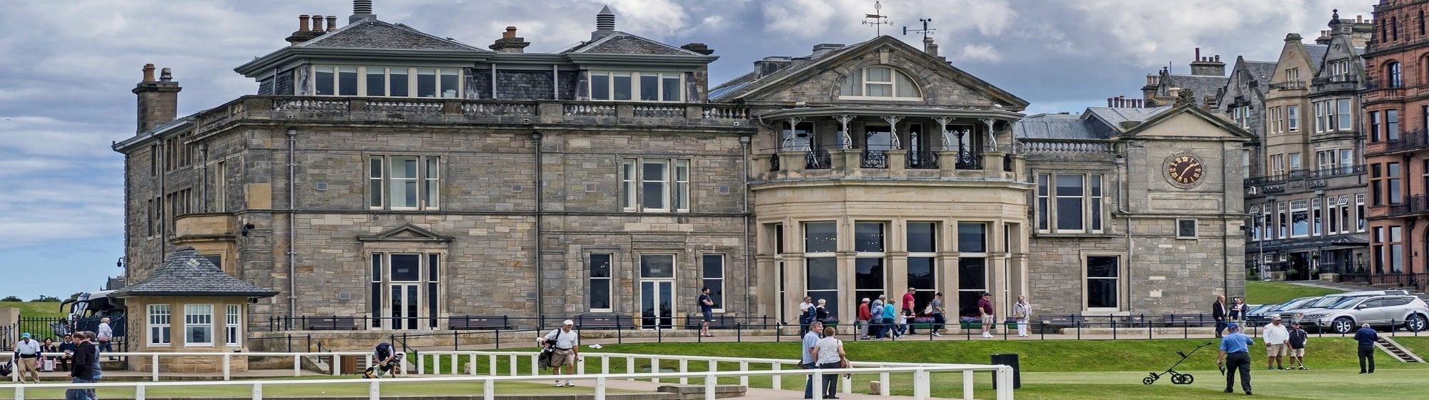 2019 Old Course golf tour