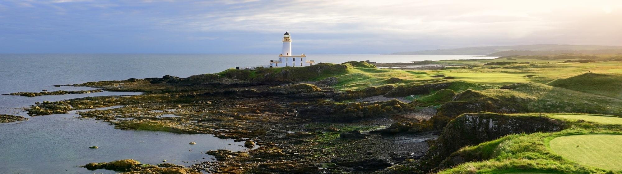 Golf vacation scotland