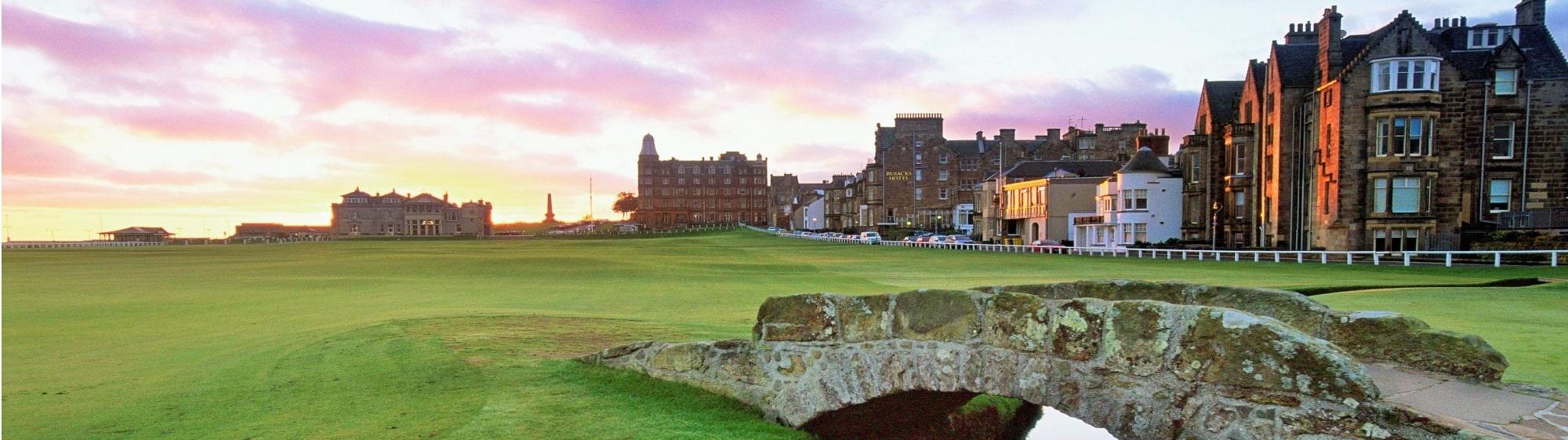 Guaranteed St Andrews tour