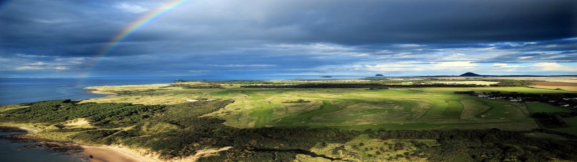Scotland golf tour muirfield