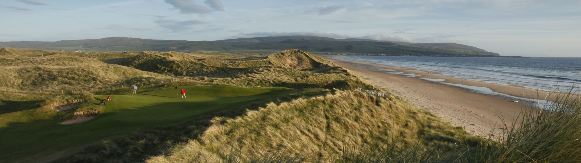 Whisky and golf tour