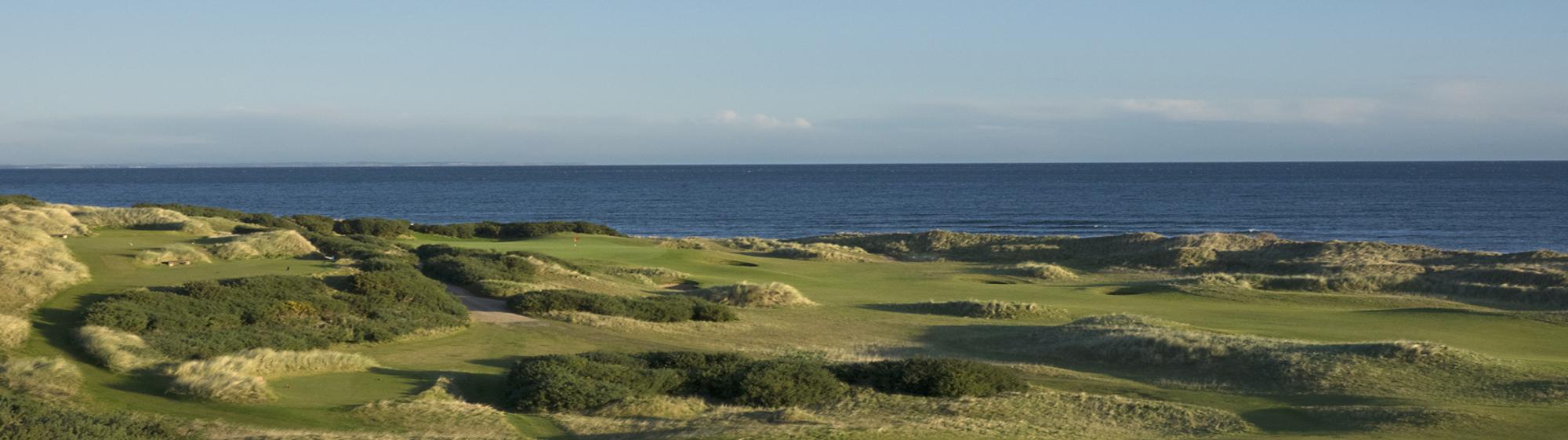 Scottish golfing vacation
