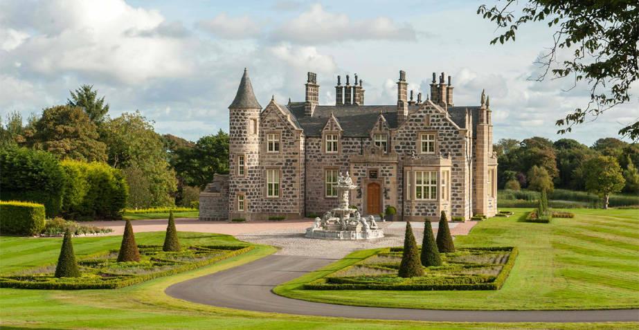 Accomodation MacLeod House & Lodge