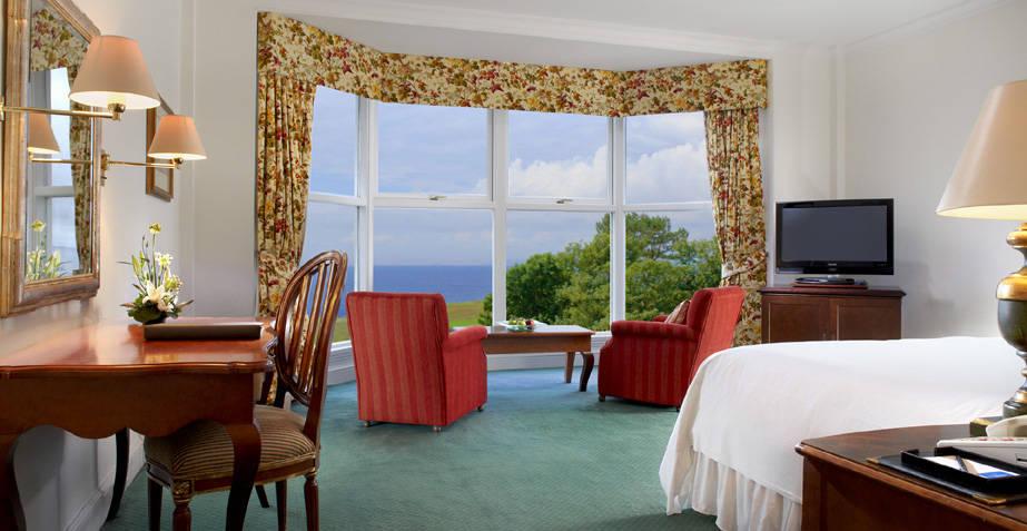 Classic Ocean View Room Bottom